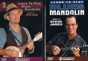 Learn to Play Blues Mandolin: Volume 1 and 2