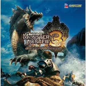 Monster Hunter 3 (Original Soundtrack) [Import]