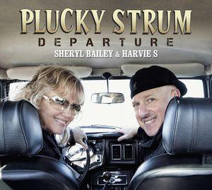 Plucky Strum - Departure