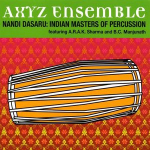 Nandi Dasaru: Indian Masters of Percussion