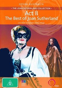 Act Two: The Best of Joan Sutherland [Import]