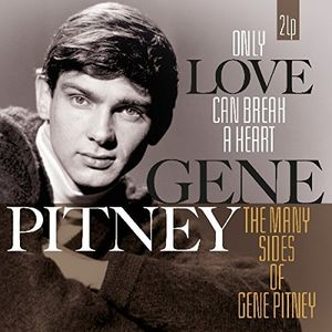 Only Love Can Break A Heart /  Many Sides Of Gene [Import]