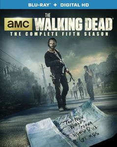 The Walking Dead: The Complete Fifth Season