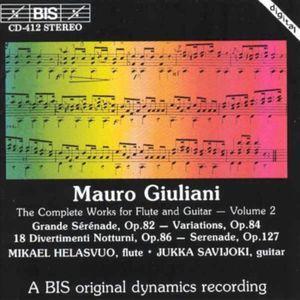 Complete Works for Flute & Guitar 2