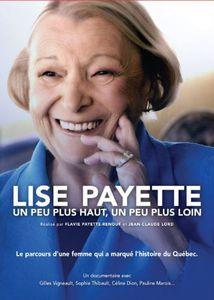 Lise Payette: Un Peu Plus Haut [Import]