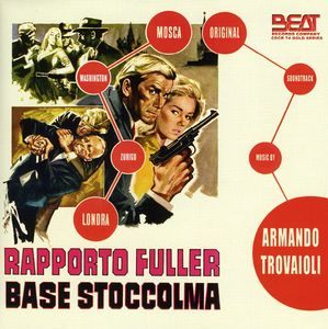 Rapporto Fuller, Base Stoccol (Original Soundtrack) [Import]