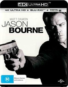 Jason Bourne [Import]