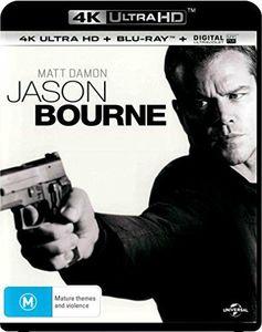 Jason Bourne [Import]
