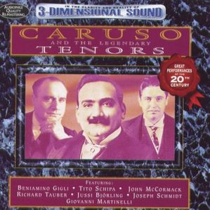 Caruso & the Legendary Tenors /  Various