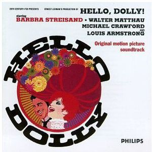 Hello, Dolly! (Original Soundtrack) , Barbra Streisand