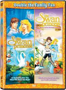 The Swan Princess /  The Swan Princess: The Mystery of the Enchanted Treasure