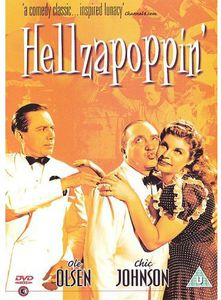 Hellzapopp'in [Import]