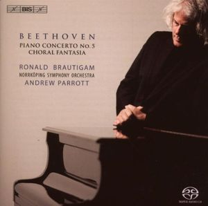 Piano Concerto No 5 & Choral Fantasia