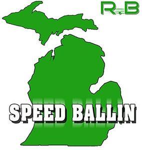 Speedballin