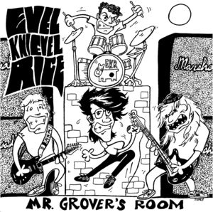 Mr. Grover's Room