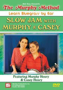 Slow Jam With Murphy & Casey-Learn Bluegrass by Ea