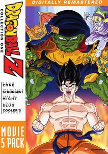 Dragon Ball Z: Movie Pack 1