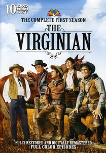 The Virginian: The Complete First Season