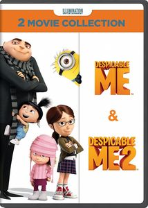 Despicable Me /  Despicable Me 2: 2-Movie Collection
