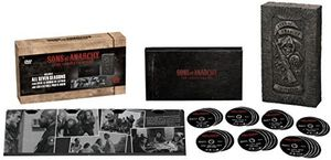 Sons of Anarchy: Complete Series - Giftset
