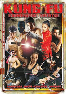 Kung Fu Grindhouse Theatre