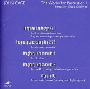 Works for Percussion 1