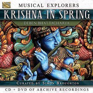 Krishna in Spring