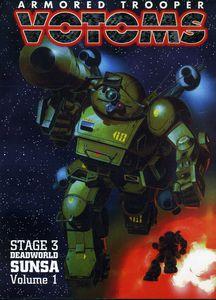 Vol. 1-Deadworld Sunsa