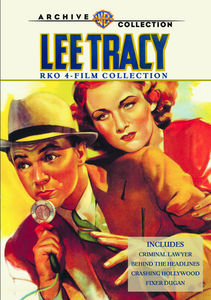 Lee Tracy: RKO 4-Film Collection