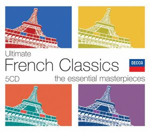 Ultimate French Classics /  Various