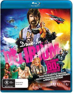 Drive In Delirium: Hi Def Hysteria - Maximum 80s Overdrive [Import]