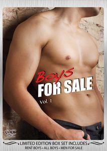 Boys for Sale: Volume 1