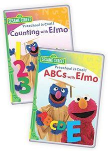 Sesame Street: Preschool Is Cool - ABCs With Elmo/ Preschool Is Cool:Counting With Elmo