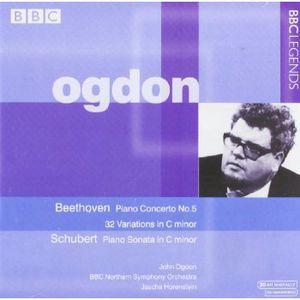 Piano Concerto 5 /  Sonata C minor