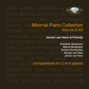 V X-XX: Minimal Piano Collection