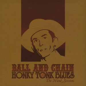 Honky Tonk Blues the Hank Sessions