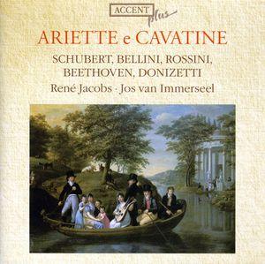 Ariette E Cavatine