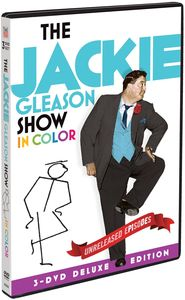 The Jackie Gleason Show: In Color (3-DVD Deluxe Edition)