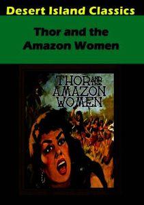 Thor and the Amazon Women