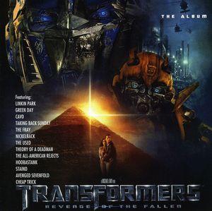 Transformers: Revenge of the Fallen: The Album (Original Soundtrack)