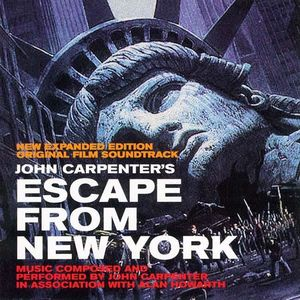 Escape From New York (Original Film Soundtrack) (New Expanded Edition) [Import]