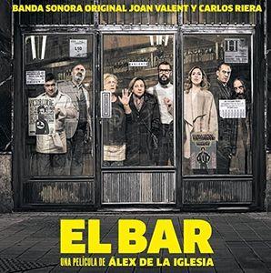The Bar (aka Pris Au Piege) (Original Soundtrack) [Import]
