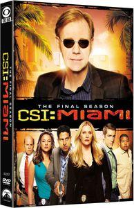 CSI Miami: The Tenth Season (The Final Season)
