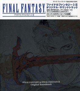 Final Fantasy 1 & 2 (Original Soundtrack) [Import]