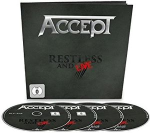 Accept: Restless and Live: Earbook Edition [Import]