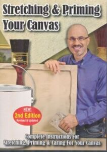Stretching & Priming Your Canvas