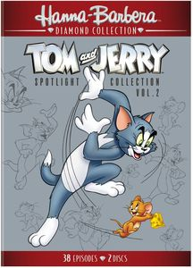 Tom and Jerry Spotlight Collection: Volume 2