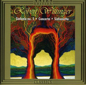 Sym No 5 /  Cto Op 58 /  Sinfonietta Op 53