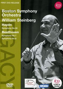 Legacy: William Steinberg Conducts Boston Sym Orch