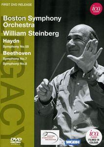 Legacy: William Steinberg Conducts Boston Sym Orch